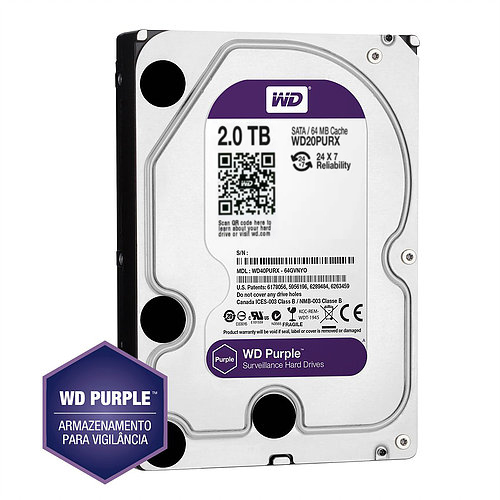2TB WD - WESTERN DIGITAL