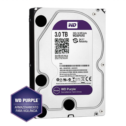 3TB WD - WESTERN DIGITAL